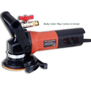 Professional Variable Speed 900W Motor Wet Polisher