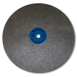 8 inch Grit 60 Quality Electroplated Diamond coated Flat Lap Disk wheel