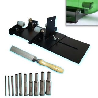 KENT All Purpose Bottle Cutter Machine Set With Diamond File and Core Drill Bits