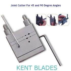 Jeweler Miter Cutting Vice For Joint Cutting of 45 and 90 Degree Angles