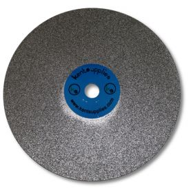 6 inch Grit 60 Quality Electroplated Diamond coated Flat Lap Disk wheel